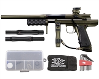 Empire Sniper Pump Paintball Gun - Dust Olive/Black