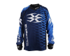 Empire 2015 Contact Zero F5 Paintball Jersey - Blue