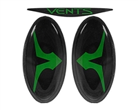 Empire Logo Set & Retainers For E-Vents & Avatar - Green (22163)