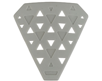 Empire Airsoft Grill Insert For EVS - Grey