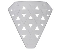 Empire Airsoft Grill Insert For EVS - White