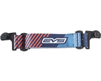 Empire Goggle Strap - EVS - Orange Blue