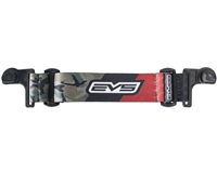 Empire Goggle Strap - EVS - Camo Red