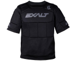 Exalt Paintball Alpha Chest Protector - Black