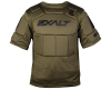 Exalt Paintball Alpha Chest Protector - Olive