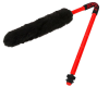 Exalt Barrel Maid Fuzzy Swab - Magma (Red/Black)