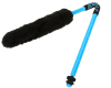 Exalt Barrel Maid Fuzzy Swab - SubZero (Blue/Black)