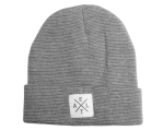 Exalt Paintball Crossroads Beanie - Light Grey