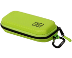 Exalt Carbon Fiber Sunglasses Case - Lime