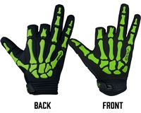 Exalt Death Grip Gloves - Lime