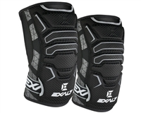 Exalt FreeFlex Padded Knee Pads - Black