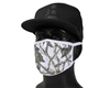 Exalt Anti-Dust Protective Face Coverings - Snow Branch Camo