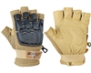Exalt Hard Shell Paintball Gloves - Tan
