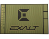 Exalt Paintball HD Rubber Gun Tech Mat - Army Olive