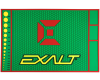 Exalt Paintball HD Rubber Gun Tech Mat - Rasta
