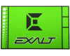 Exalt Paintball HD Rubber Gun Tech Mat - Slime Green