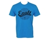 Exalt Stamp Men's T-Shirt - Blue