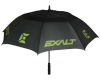Exalt Pro Series Event Umbrella - Grey/Lime
