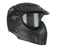 Extreme Rage X Ray PROtector Mask Thermal Lens - Black