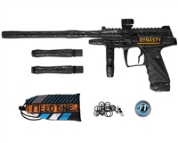 Field One/Bob Long Tactical Division G6R Gun - Dynasty 3D Splash Black #17