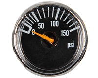 Field One Gun Pressure Gauge - 150 PSI (119901143) - Silver