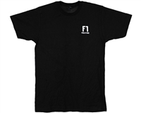 Field One T-Shirt - Force Seal - Black