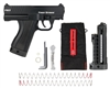 First Strike Compact Paintball Gun Pistol - Black