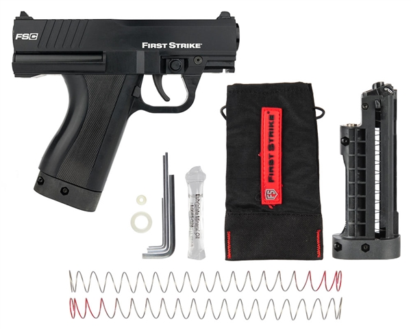 First Strike Paintball Pistol - Compact FSC - Black