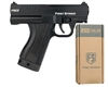 First Strike Compact Paintball Gun Pistol w/ FREE 250 Rounds of First Strike Rounds