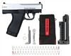 First Strike Paintball Pistol - Compact FSC - Silver/Black