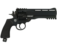 First Strike .50 Caliber Paintball Pistol - Roscoe Revolver - Black