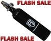 FLASH SALE - First Strike Guerrilla Aluminum 26/3000 Flat Bottom Air Tank