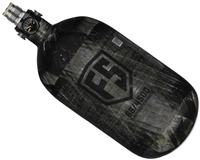 FLASH SALE - First Strike Standard Carbon Fiber Air Tank with Hero 2 Regulator 68/4500 - Grey