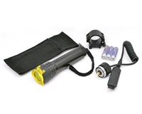 Valken LED Flashlight Kit - Light, Mount, Filter & Remote