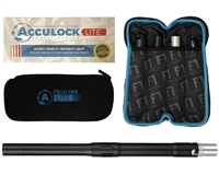 Field One Barrel Kit - Autococker - Dust Black Acculock Lite