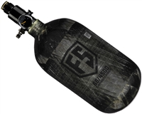 Standard Carbon Fiber Air Tank with Basic Regulator 68/4500 - First Strike - Grey