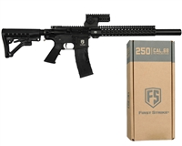 First Strike/Tiberius Arms T15 DMR Paintball Rifle w/ FREE 250 Rounds of First Strike Rounds