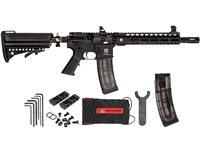 Tiberius Arms First Strike T15SF (Select Fire) Paintball Gun - Black