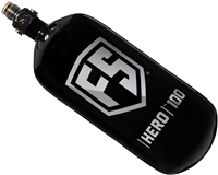 First Strike Hero 2 100/4500 Compressed Air Paintball Tank