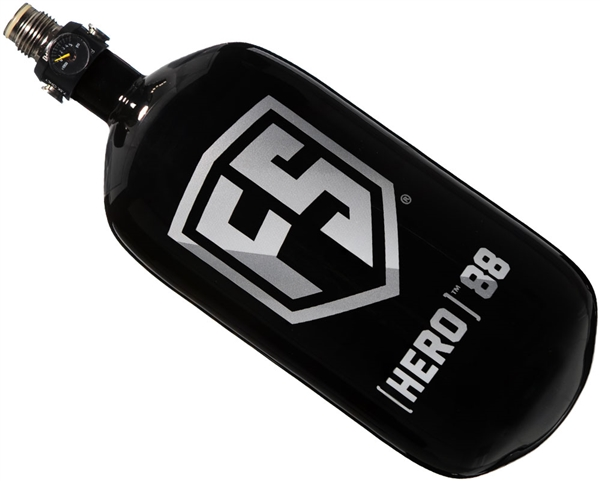 First Strike Hero 2 88/4500 Compressed Air Paintball Tank