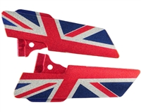 Planet Eclipse Eye Cover Kit - Geo CS1, Geo CS1.5 & Geo CSR - UK Flag