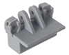 GI Sportz LVL Replacement Release Button Block - Grey (79916)