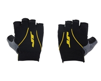 JT Fingerless Youth Gloves - Yellow