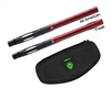 GOG Stainless Steel Freak Barrel Complete Kit - Spyder - Dust Red/Dust Black