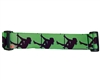 KM Goggle Strap - JT - Green Stripper