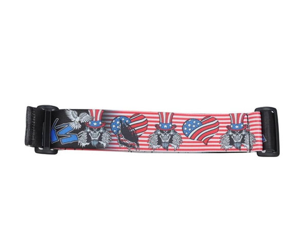 KM Goggle Strap - JT - Uncle Sam