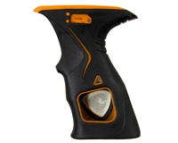 Dye Rubber Grips - M2 - Black/Orange