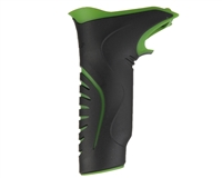 Dye Rubber Foregrip - M2 - Black/Lime (R60011404)