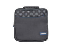 GI Sportz Padded Gun Bag - Black/Blue