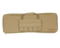 "Valken Tactical Rifle Case - Single 42"" - Tan"
